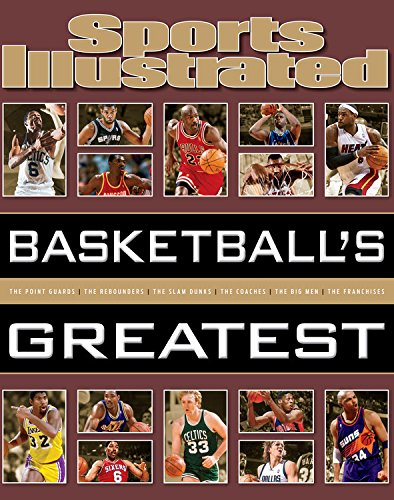 Sports illustrated basketball's greatest.