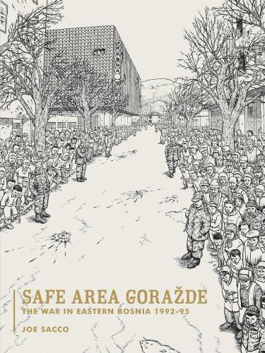 Safe area gorazde : the war in Eastern Bosnia 1992-95