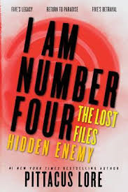 I am number four : the lost files : hidden enemy