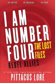 I am number four : the lost files : rebel allies